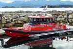 """Molde - Molde Brann- og Redningstjeneste - Feuerlöschboot """"FF CHARLIE MOLDE"""""""