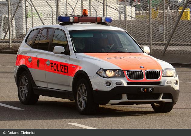 Vaduz - Landespolizei - FuStW