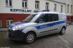 Złotów - Policja - FuStW - U987