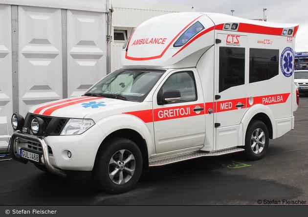 Vilnius - Greitosios Medicinos Pagalbos - KTW
