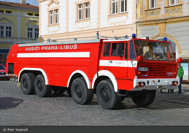 Praha - SDH - Praha 04 (Libuš) - GTLF