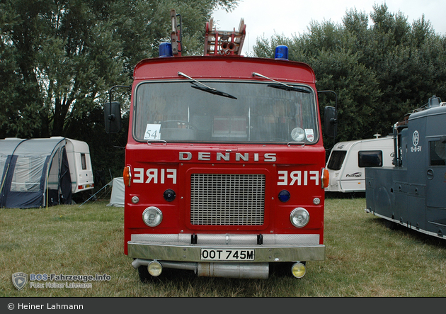 Hayling Island - Hampshire Fire & Rescue Service - WrT (a.D.)