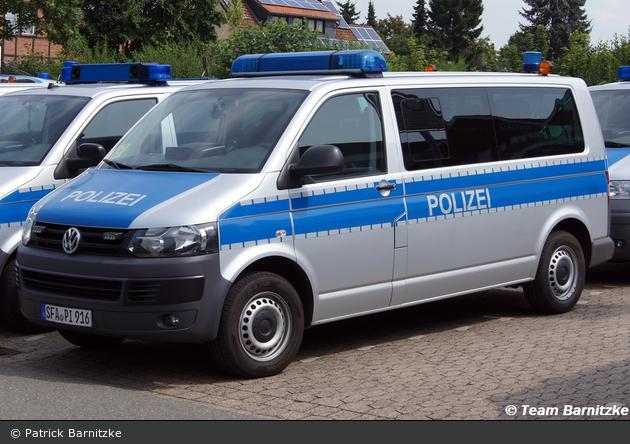 SFA-PI 916 - VW T5 - FuStW