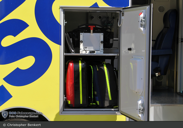 Genève - Swiss Ambulance Rescue - RTW - 929