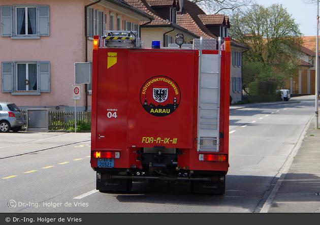 Aarau - StpFW - TLF