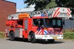 Woerden - Brandweer - DLK - 09-6252