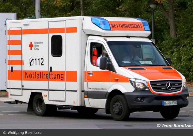 Rotkreuz Berlin RTW 5100