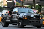 NYPD - Manhattan - Traffic Enforcement District - Tow-Truck 6874