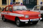 ohne Ort - Wartburg 353 - ADW