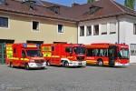 BY - BF München - Rettungsmittel Wache 5