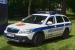 Jaroměř - Městská Policie - FuStW