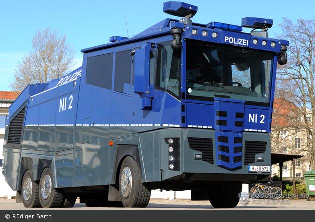 H-ZD 571 - MB Actros 3341 AK - WaWe 10000