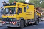 Berlin - Berliner Verkehrsbetriebe - Sicherheits- und Wartungsdienst