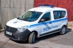 Varnsdorf - Městská Policie - FuStW - 8U3 9896