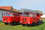 BB - Feuerwehrmuseum Kunow - Fahrzeuge