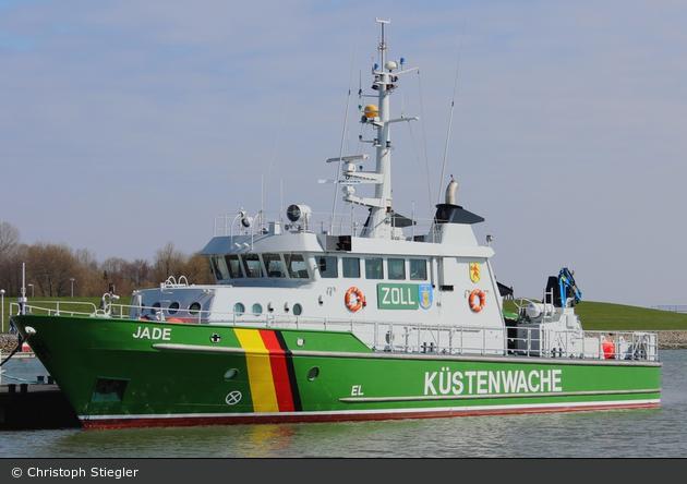 Zollboot Jade - Wilhelmshaven