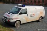 Erdgas Südsachsen Einsatzfahrzeug