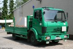 BePo - MB 1017 - Lastkraftwagen (B-31979)