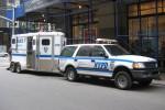 US - NY - NYPD Mounted Unit