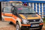 Fiat Panda - Lohr Signalgeräte - Promotion-Fahrzeug