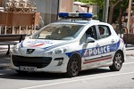 Ajaccio - Police Nationale - FuStW