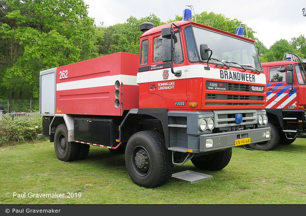 't Harde - Koninklijke Landmacht - GTLF - 262