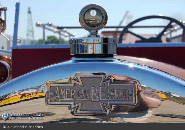 American La France - Pumper - Museumsfahrzeug