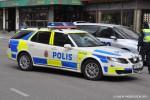 Västerås - Polis - FuStW - 1 24-7150