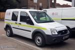 Fareham - Hampshire Fire and Rescue Service - Van
