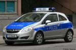 B-30481 - Opel Corsa D - FuStW