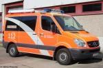 Florian Berlin Reserve GW-Mess B-2901