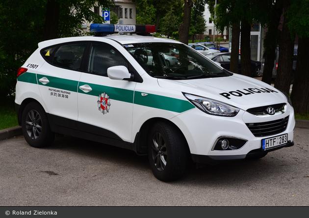 Kaunas - Lietuvos Policija - FuStW - K1901