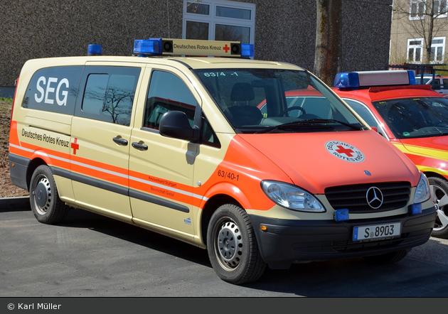 Rotkreuz Stuttgart 63/40-01