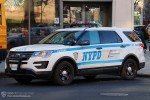 NYPD - Manhattan - 23rd Precinct - FuStW 5460
