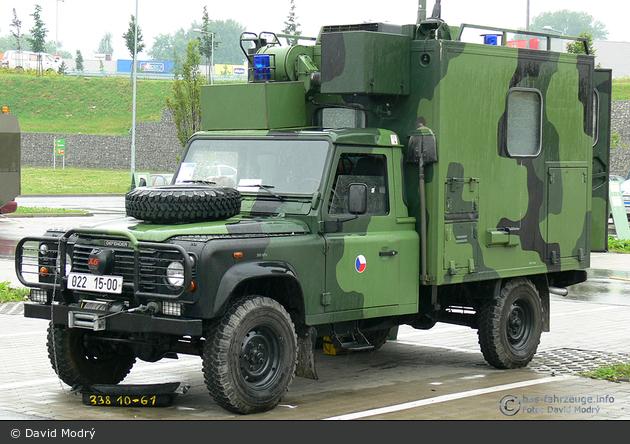 022 15-00 - Land Rover Defender 130 - ABC-ErkKW