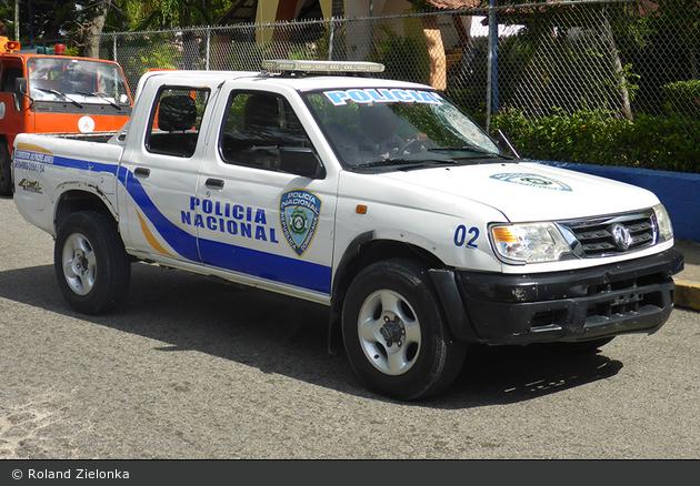 La Romana - Policía Nacional Dominicana - FuStW - 02