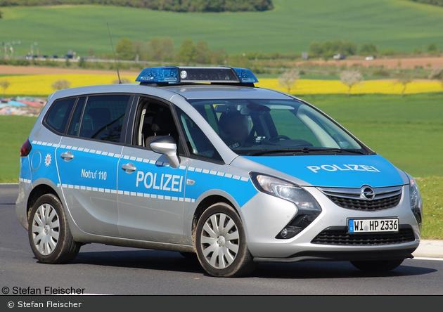 WI-HP 2336 - Opel Zafira Tourer - FuStW