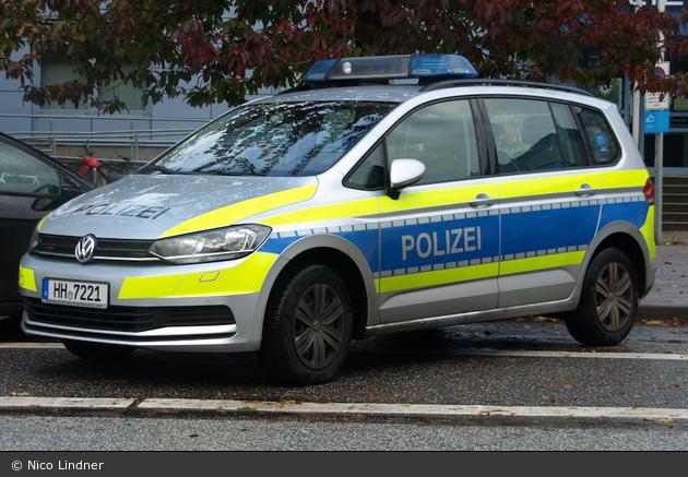 HH-7221 - VW Touran - FuStW