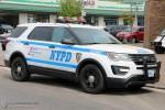 NYPD - Brooklyn - 83rd Precinct - FuStW 3953