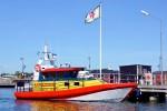 "Arkösund - Sjöräddningssällskapet - Seenotrettungsboot ""12-35 Ingegerd Ramstedt"""