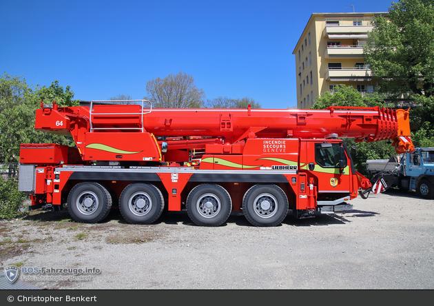 Genève - SIS - FwK 50 - César 64