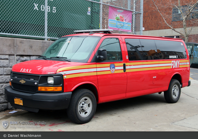 FDNY - Bronx - Division 07 - MTW