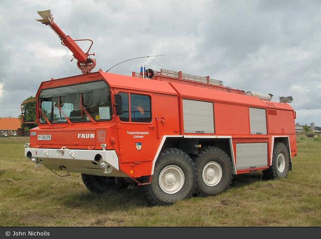 Feuerwehr Lübtheen