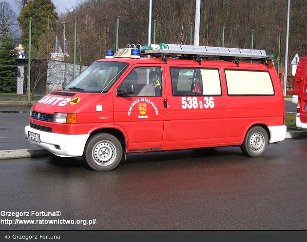 Budzów - OSP - TSF - 538K36