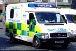 Edinburgh - Scottish Ambulance Service - RTW
