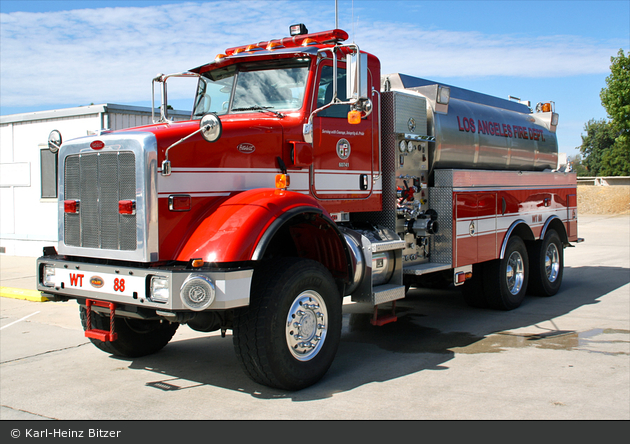 Los Angeles - LAFD - Water Tender 088