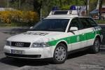 A-3110 - Audi A4 Avant - FuStW - Kempten