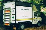 Wrexham - St. John Ambulance - GW (a.D.)