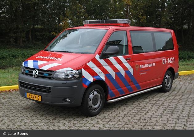 Barneveld - Brandweer - MTW - 07-1421