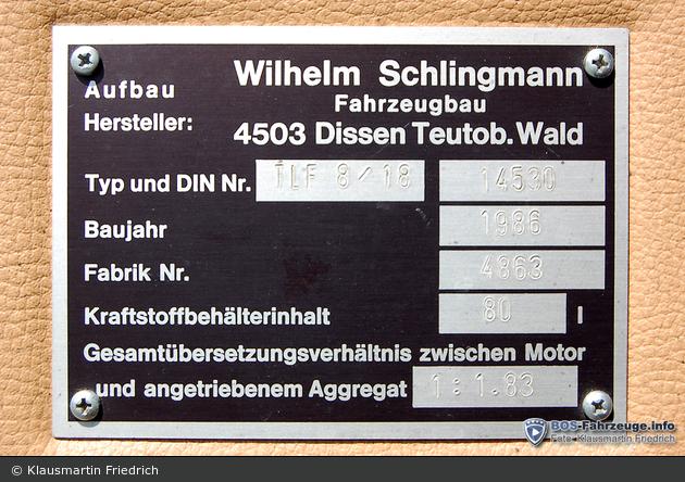 Florian Nienburg 10/20-18